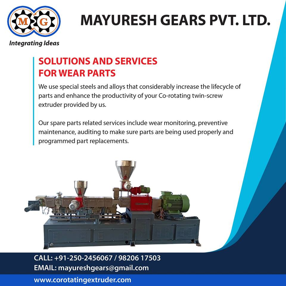 Solutions And Services For Wear Parts