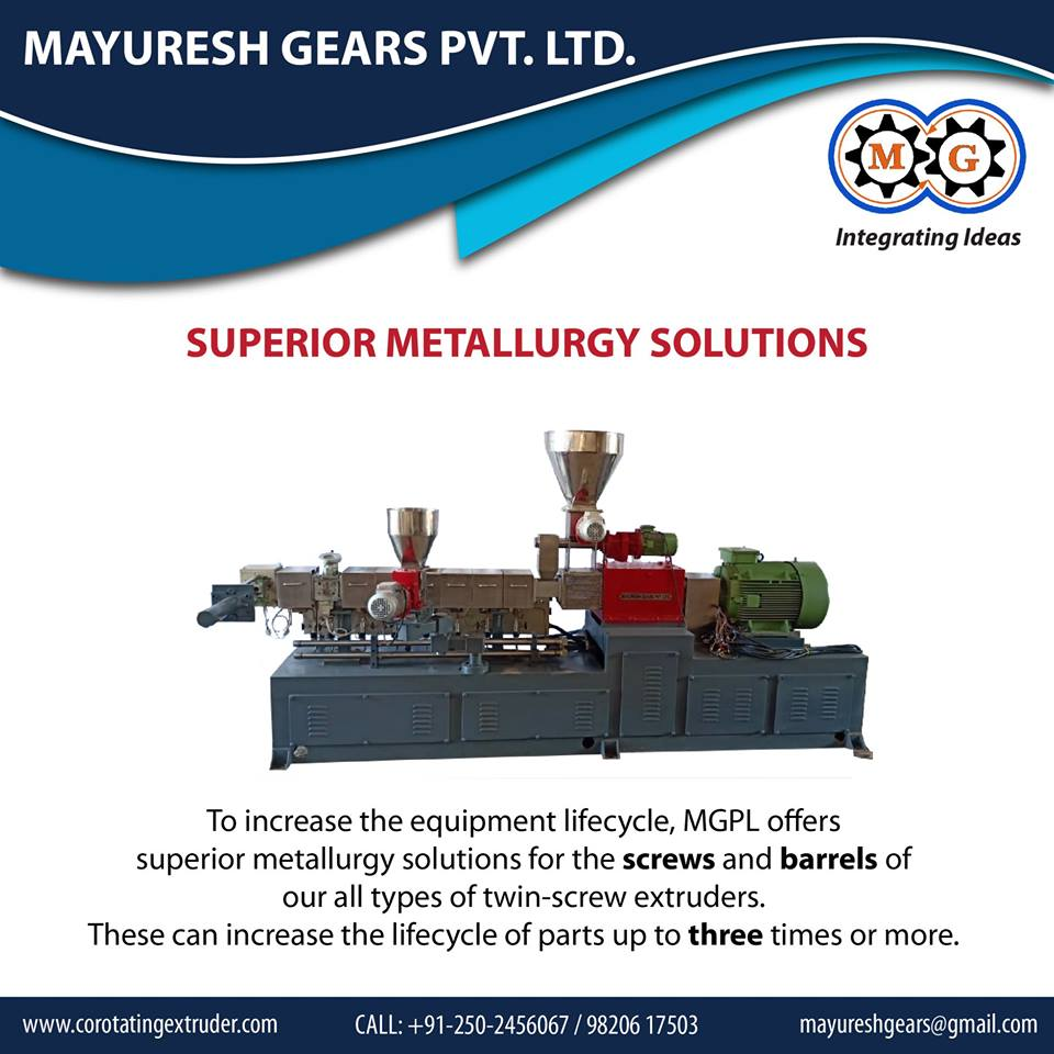 SUPERIOR METALLURGY SOLUTIONS