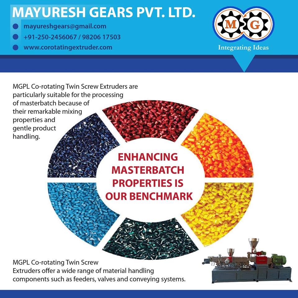 ENHANCING MASTERBATCH PROPERTIES IS OUR BENCHMARK