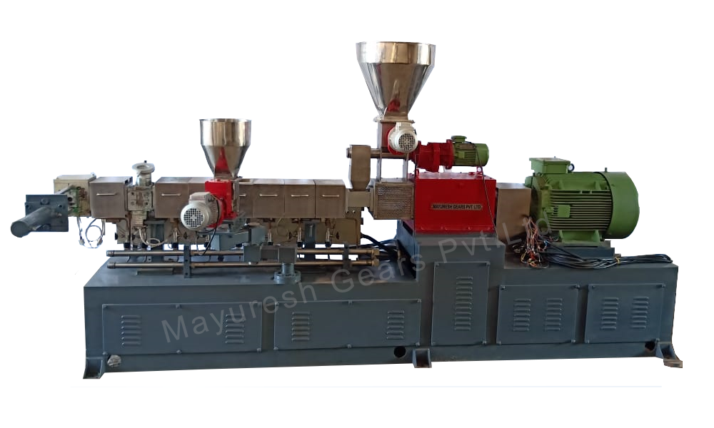 Co-rotating Extruders